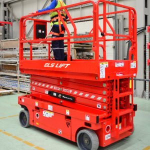 Msafe - scissor lift
