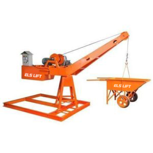 Msafe - building-material-lift-machine